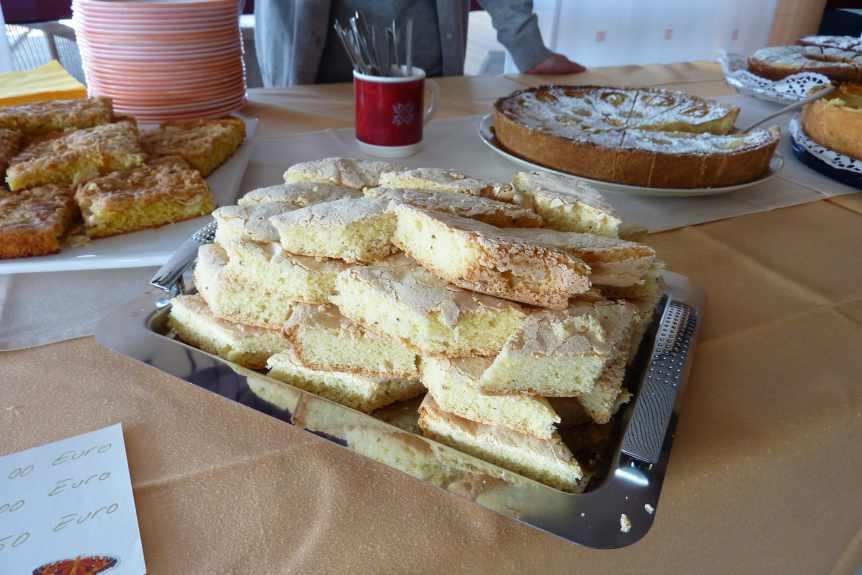 Sonntagskaffee Katharinenstift Heilbronn